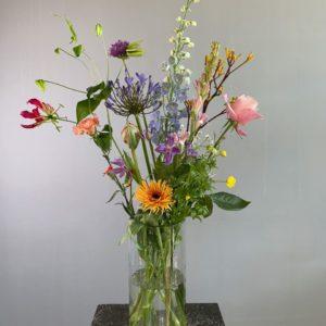 Foto van een wekelijks een boeket in ons bloemen abonnement
