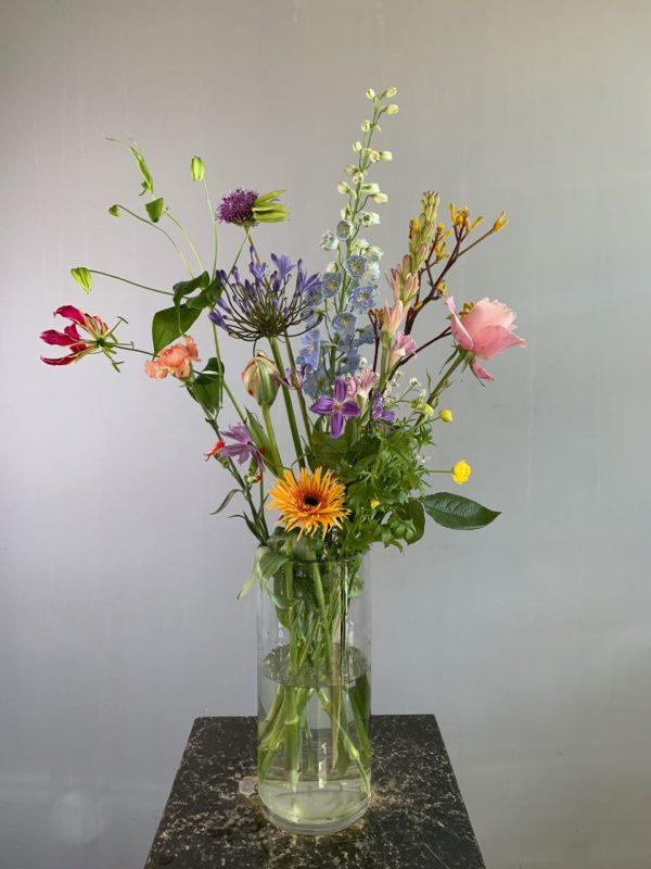 Een schitterend plukboeket met duurzame bloemen van €35,- om te laten bezorgen in Amsterdam