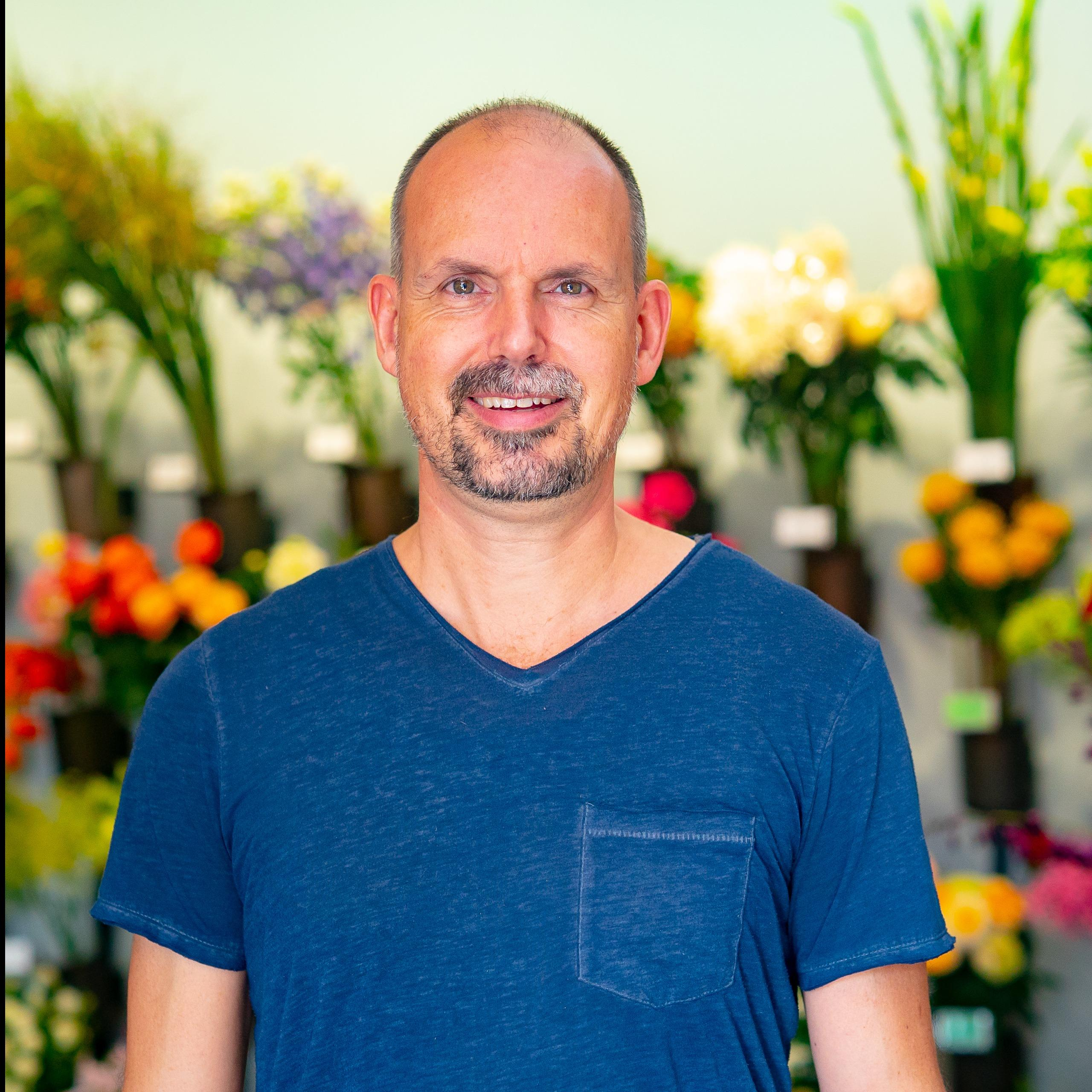Bram Serre, CEO of URBANBLOOM