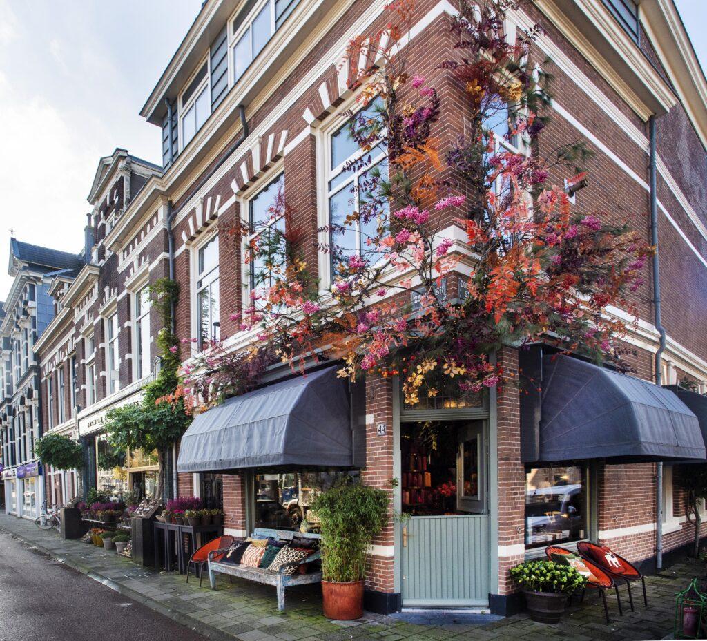 Jasmijn Bloembinders in Haarlem