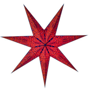 Starlightz Indira Masala Kerst ster
