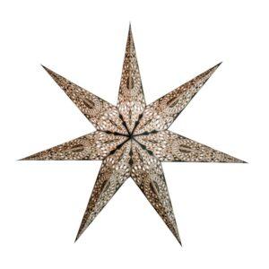Starlightz Kashmir Black Christmas star