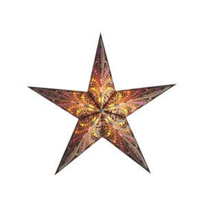 Queen of Java Brown Christmas star